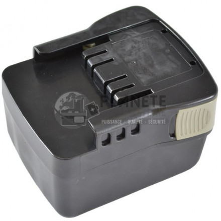 Batterie type RYOBI B-1430L / B-1425L ? 14.4V Li Ion 3Ah