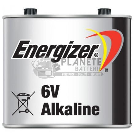 Pile Alcaline : Pile porto LR820 - Alcaline 6V ENERGIZER