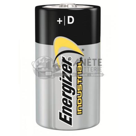 Pile Alcaline : Boîte de 12 piles alcalines D - LR20 ENERGIZER INDUSTRIAL