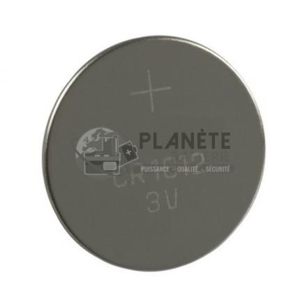 Pile CR1612 - Lithium - 3V AQPRO
