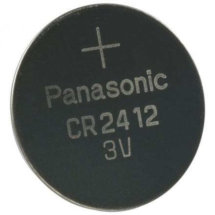 Pile CR2412 - Lithium - 3V AQPRO