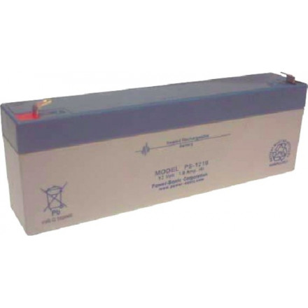 Batterie Plomb étanche 12V 2.3Ah VRLA AGM