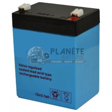 Batteries au plomb : Batterie Plomb étanche 12V 3.2Ah VRLA AGM