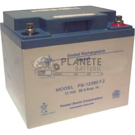 Batterie Plomb étanche 12V 28Ah VRLA AGM