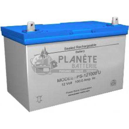 Batteries au plomb : Batterie Plomb étanche12V 99Ah VRLA AGM