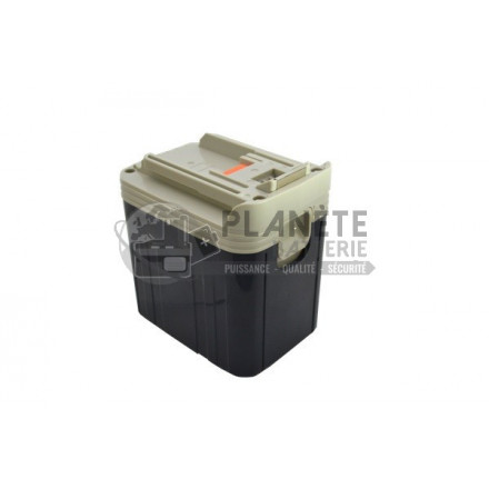 Batterie type MAKITA BH2420 - 24V NiMH 3Ah