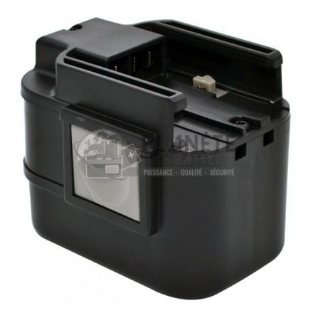 Batterie type AEG BS2E - 7.2V NiMH 3Ah