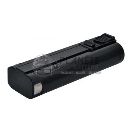 Batterie type PASLODE/SPIT IM350 - 6V NiMH 3Ah