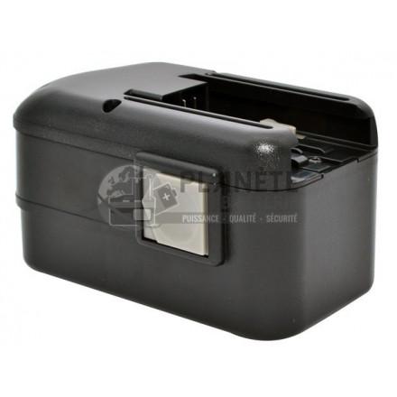 Outillage électroportatif : Batterie type AEG B18 / BXS18 PBS 3000 – 18V NiCd 2Ah