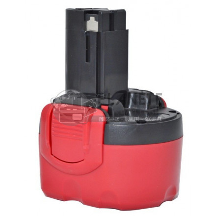 Batterie type BOSCH 2607335682 - 9.6V NiMH 3Ah
