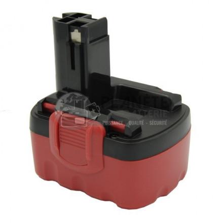 Outillage électroportatif : Batterie type BOSCH 2607335 / 26073355 - 14.4V NiMH 2Ah