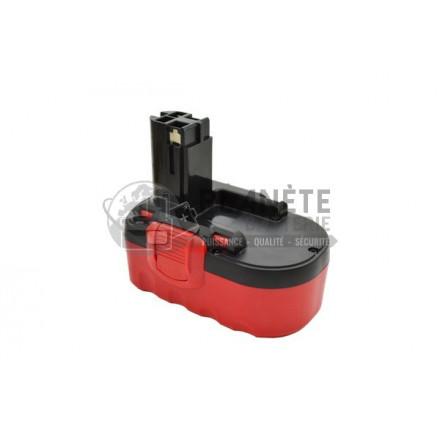 Batterie type BOSCH - 18V NiMH 3Ah