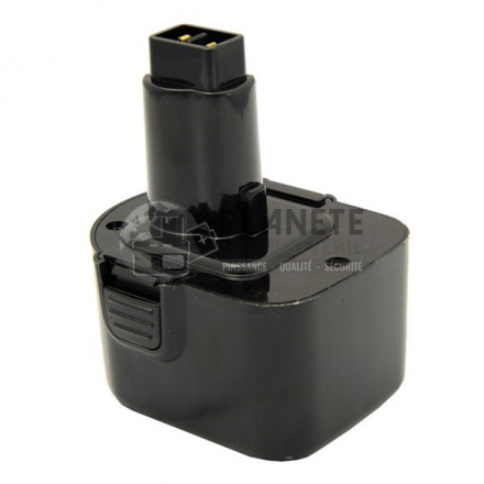Batterie type DEWALT DE9071 / DW9071 ? 12V NiCd 2Ah