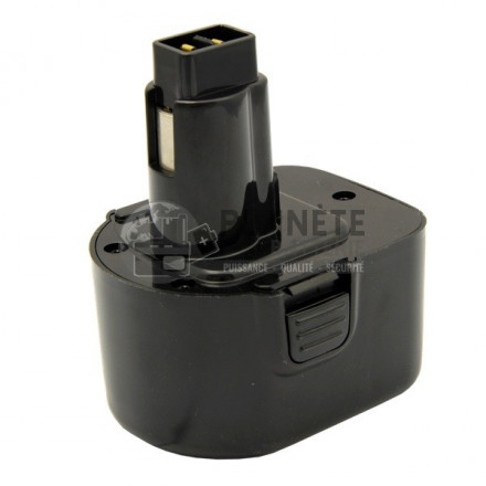 Batterie type DEWALT DE9037 / DE9501 ? 12V NiMH 2.5Ah