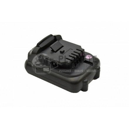 Batterie type DEWALT DCB121 / DCB123 ? 10.8V Li Ion 1.5Ah