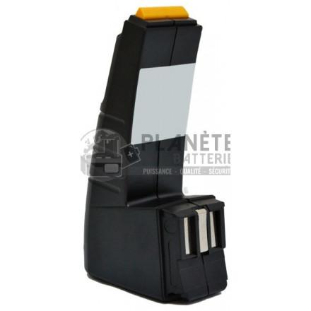 Batterie type FESTOOL BPH9.6C série CDD ? 9.6V NiMH 2Ah