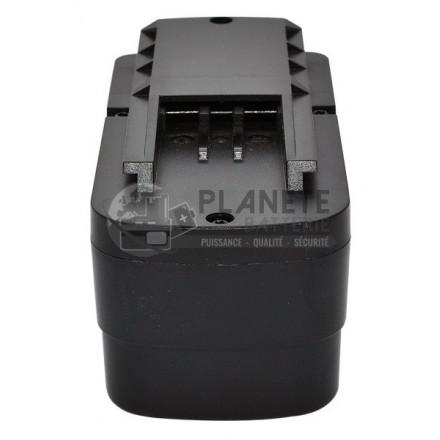Batterie type FESTOOL BPS 12S série TDK ? 12V NiMH 3Ah
