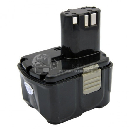 Batterie type HITACHI BCL1430 / BCL1415 ? 14.4V Li Ion 3Ah