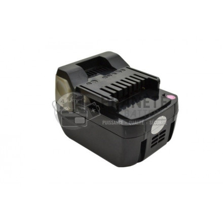 Batterie type HITACHI BSL1415 - BSL1440 – 14.4V Li Ion 3Ah
