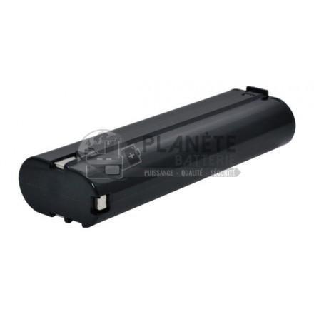 Batterie MAKITA 9000 – 9.6V NiMH 2.1Ah - Outillage électroportatif