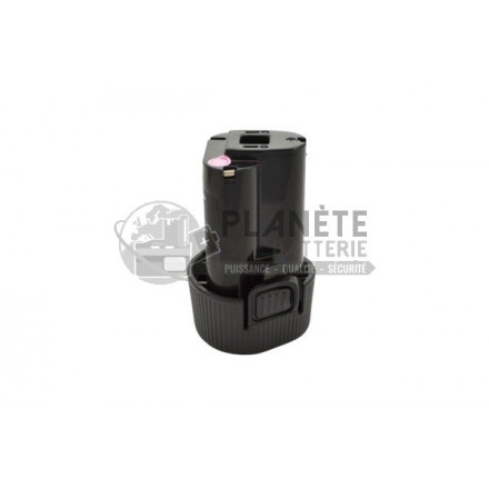 Batterie type MAKITA 194550-6 / BL1013 – 10.8V Li Ion 1.5Ah