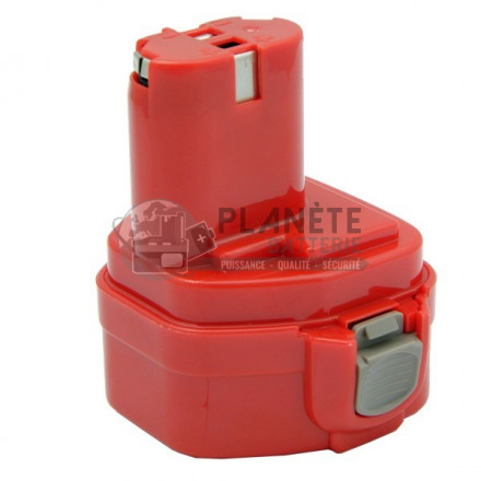 Batterie type MAKITA 1233 / 1234 12V NiMH 2.6Ah