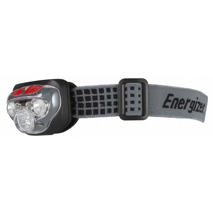 LAMPE FRONTALE 3 LED VISION HD FOCUS 250LM +3AAA ENERGIZER