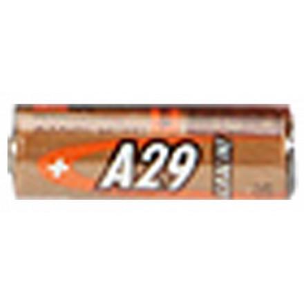 PILE GP29A A29 29A 9V ALCALINE B1