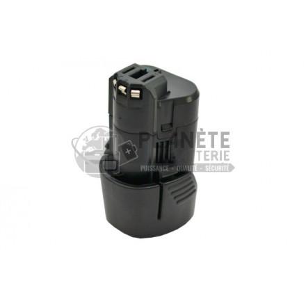Batterie type BERNER BACP - 10.8V Li-Ion 1.5Ah