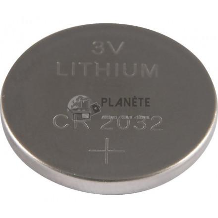 Pile CR2032 - 3V - Lithium