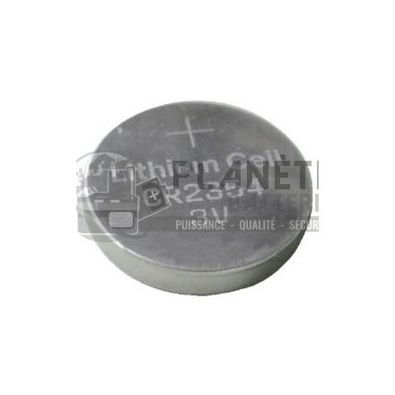 Pile Lithium : Pile CR2354 - 3V - Lithium