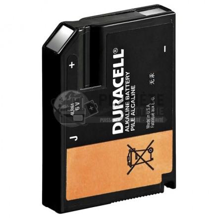 Pile 4LR61 539 4018 - 6V - Alcaline - Duracell