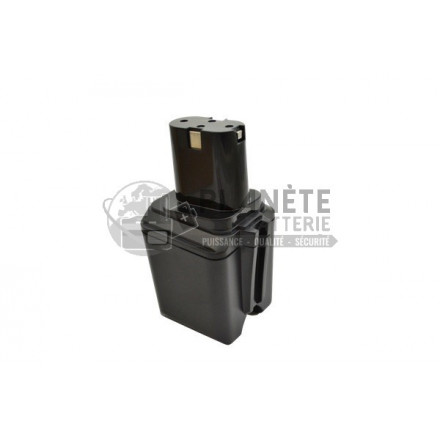 Batterie type ORGAPACK OR-T50 - 12V NiCd 2Ah