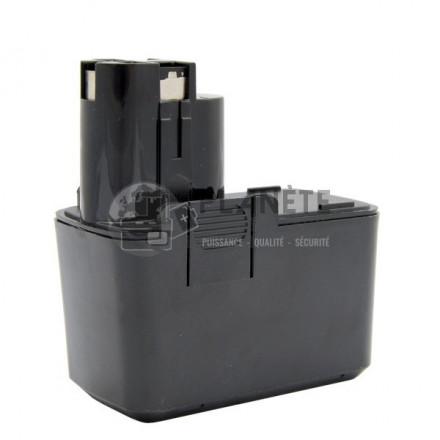 Batterie type BERNER 25452 - 12V NiMH 2Ah