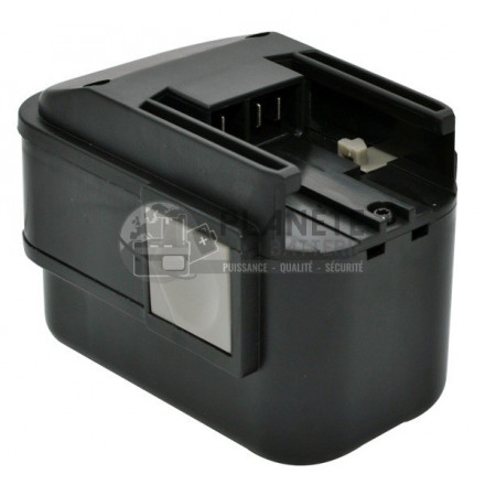 Batterie type MILWAUKEE MX9.6 / PES 9.6 PBS 3000 - 9.6V NiMH 3Ah