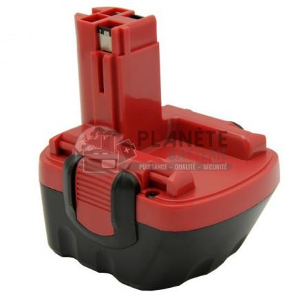 Batterie type BERNER 001701 -12V NiCd 2Ah
