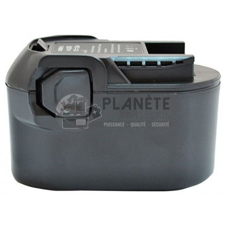 Batterie type WÜRTH BS 12-A Solid GBS - 12V NiMH 2Ah