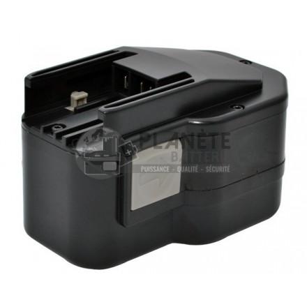 Batterie type NOVOPRESS HPA400 / 38500 PBS 3000 ? 14.4V NiMH 3Ah
