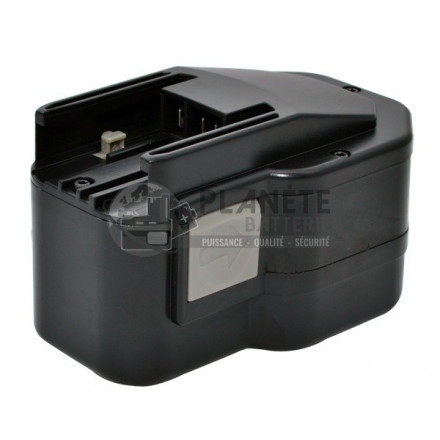 Batterie type MILWAUKEE MXL14.4 / MXM14.4 PBS 3000 ? 14.4V NiMH 3Ah