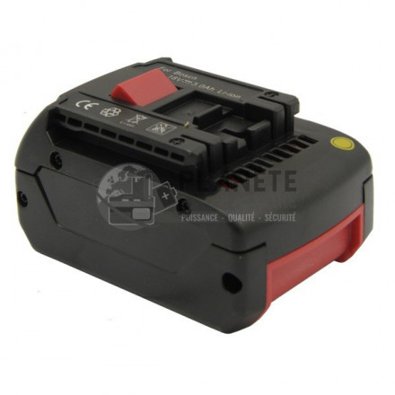 Batterie type KLAUKE  RAL3 - 18V Li-Ion 3Ah
