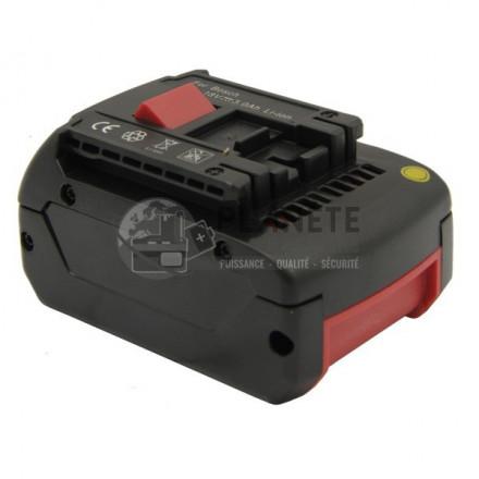 Batterie type BOSCH 2607336 / 2607337 - 18V Li-Ion 4Ah