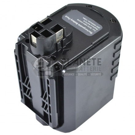 Batterie type WURTH 0702300824 - 24V NiMH 3Ah