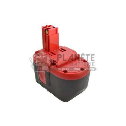 Batterie type BERNER 001666 - 24V NiMH 3Ah