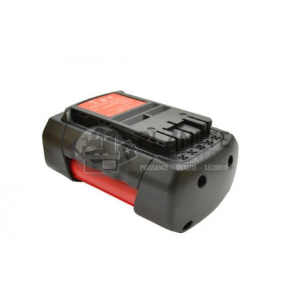 Batterie type WÜRTH 0700997820 - 36V Li-Ion 3Ah
