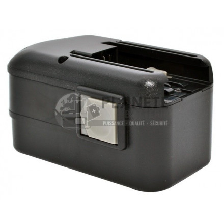 Batterie type MILWAUKEE LokTor S 18TX ? 18V NiMH 3Ah