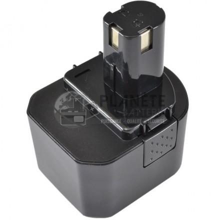 Batterie type ALEMITE 025-3398 – 12V NiMH 3Ah