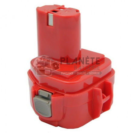 Batterie type MAKITA 1222 – 12V NiCd 2Ah