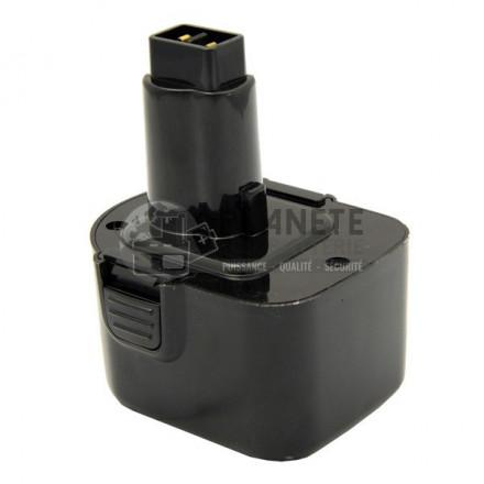 Batterie type BERNER 044585? 12V NiCd 2Ah