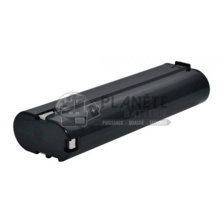Batterie type MAKITA 7000 – 7.2V NiMH 2.1Ah