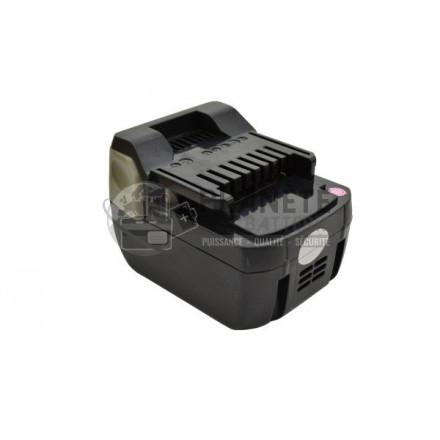 Batterie type BERNER 059286 ? 14.4V Li Ion 3Ah